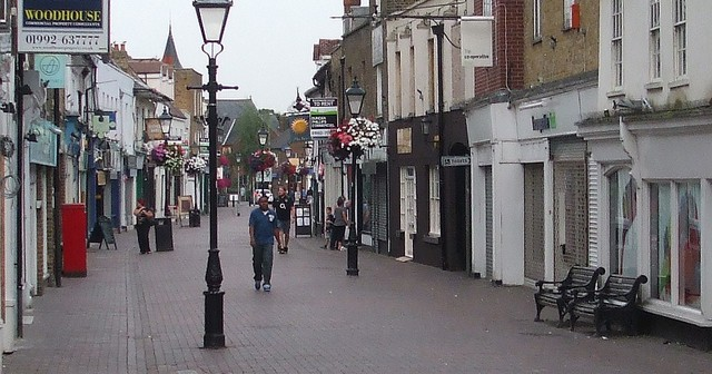 Waltham Abbey, Essex, Property guide and review