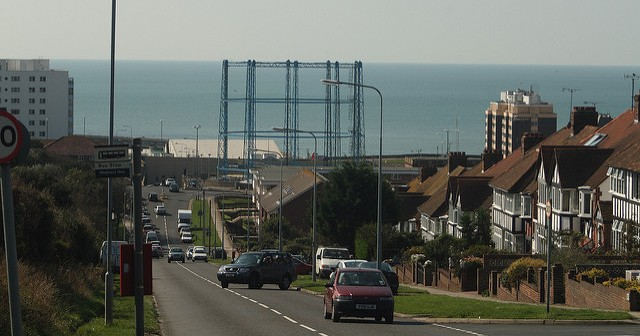 Living in Brighton, East Sussex