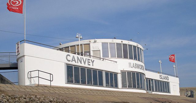 Living in Canvey Island, Essex