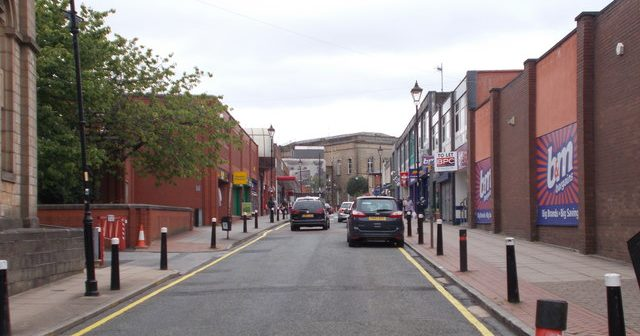 Living in Accrington, Lancashire