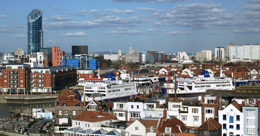 Portsmouth, Hampshire, property guide