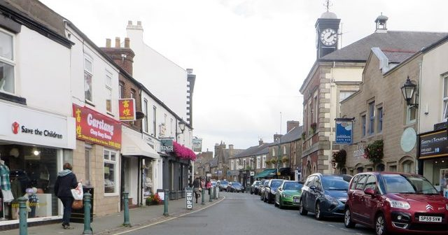 Living in Garstang, Lancashire