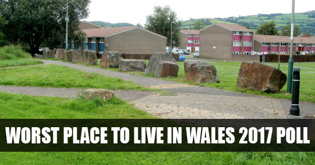 Worst place to live in Wales 2017 Poll