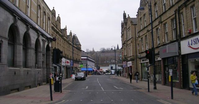 Living in Dewsbury, West Yorkshire