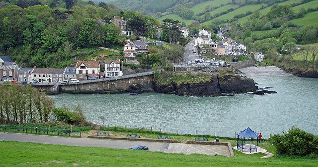 Living in Combe Martin, North Devon