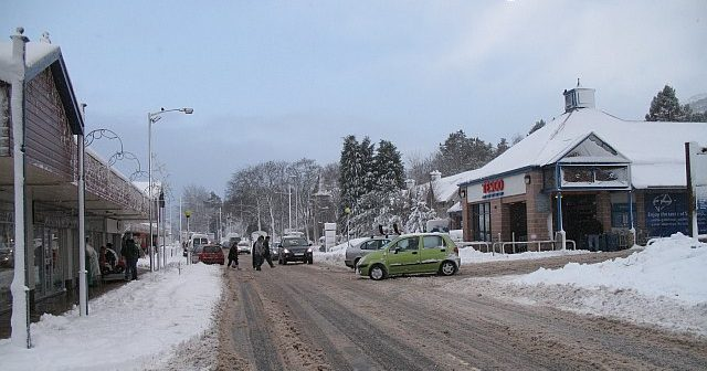 Living in Aviemore, Scotland