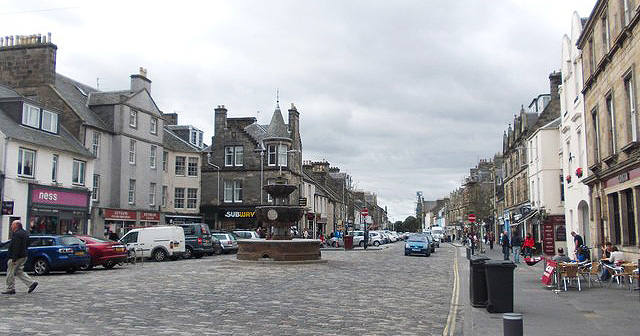 Living in St Andrews, Fife, Scotland